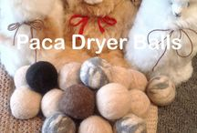 Healthy Living with Alpaca / Alpaca is a unique fiber unlike sheep's wool, that has a medullated core, making it dust mite resistant and hypo-allergenic for even the serious allergy sufferer.