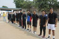 University Volleyball Tournament 2014-15
