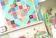 quilting / by hannah moad