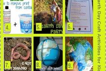Earth Day / Facts and fun ideas about how to spend your Earth Day! / by Grassroots Environmental Products