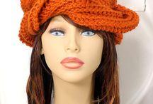 Touca/Turbante crochet