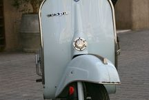 Vespa / by Angus Millington