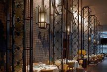中国风餐厅