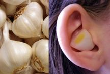 Ear infection / Cure with garlic