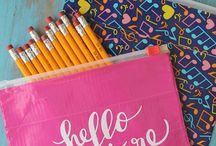 SHKOOL  ♡ / Everything School : From supplies to backpacks and life hacks :)