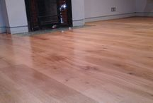 Wood Flooring Installation In West London / Client: Private Residence In West London Brief: To supply and install selected wood flooring.
