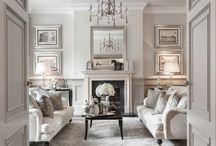 Estilos en decoración europeos / Encuentra para tu hogar un estilo que siempre perdurará en el tiempo.