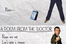 Doctor Who stuff I found / Random Doctor Who and Tardis related thingys. / by Raggedy Fan
