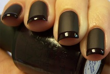 nails / interesting manicure / интресный маникюр