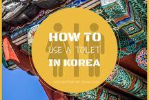 travel . korea