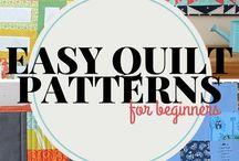 Quilt & blankets diy
