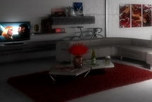 interior 3d renders / Renovate your place exactly like you visualised it!
