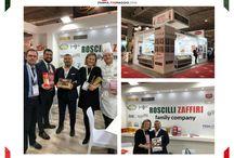 CIBUS PARMA (7/10 Maggio 2018) / Il Gruppo Roscilli Zaffiri ha preso parte alla 19° edizione del Cibus Parma, punto di riferimento dell'agroalimentare italiano.