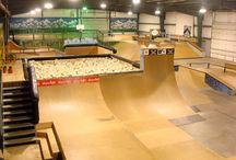 Interior Skatepark