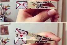 Things To Do In LuV / Simple Sweet Little Ways & Ideas To Tell Someone U Love Them :*