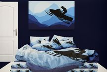 Snowmobile & Snocross Bedding