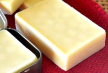 Soap / Make your own lotion bars