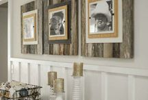 Barn Wood Ideas / by Lindsay @mycreativedays.com