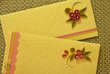 Envelopes ideas