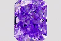 Diamond, Purple / Purple Diamonds Rings & Jewelry