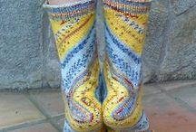 Knitting / by Elizabeth Tussey
