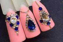 piedras uñas