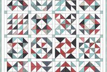 Quilts - HST Blocks