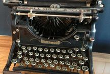 Cafe Poet / Some images from when writing poetry at the Annex Cafe