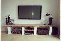 Tv hoek