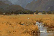 Landscape Inspiration / Landscape Paintings