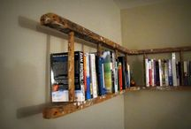 library/school room / Ideas on decorating and storage in the library and or homeschool room. / by Jacqui Hodges
