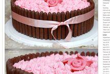Fina tårtor
