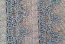 puntas crochet