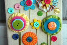 i bottoni colorati e altro