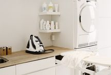 || Laundry || / Doing the laundry just got a bit more pleasurable (and a lot more stylish!) with our range of organization solutions.