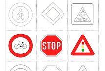dopravne znacky
