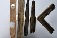 wood and sea