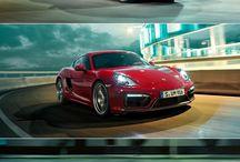 Porsche / Cayman