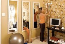 Fitness Room / Fitness room ideas