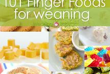 baby finger foods