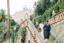 Wedding in Villa garzoni