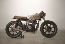Bolt1 Sanglas 400y Cafe Racer by Bolt Motor Co. / Our first creation. This old Sanglas 400y now looks better than ever!