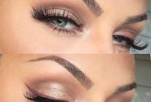 light neutral makeup
