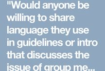 Facilitate groups even better
