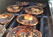 portabella mushrooms / by Kelly Imhoff