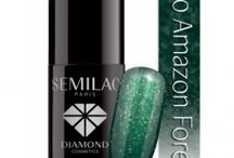 SEMILAC / UV Hybrid- SEMILAC. SEMILAC® hybrid nail polish combines gel UV and nail polish properties. High-technology production, specially selected and prepared pigments make SEMILAC hybrids top one quality off all hybrid products on cosmetics market.