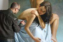 Omar Ortiz / Obra del Artista
