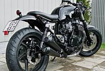 motorcycles / by charlie byrd