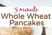 Whole Wheat Cakes