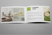 Spacio - Spa Beauty and Health Care A5 Brochure